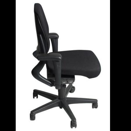 Ahrend 230 Bureaustoel Zwart.Ahrend 230 Bureaustoel Zwart