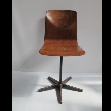 Galvanitas vintage school stoel