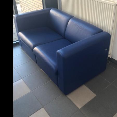 Design Bank En Fauteuil.Artifort Kubus Design Bank