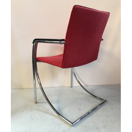 Casala Dinning Chair rood
