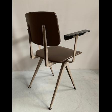 Friso Kramer Bureaustoel.Friso Kramer Look A Like Design Stoel